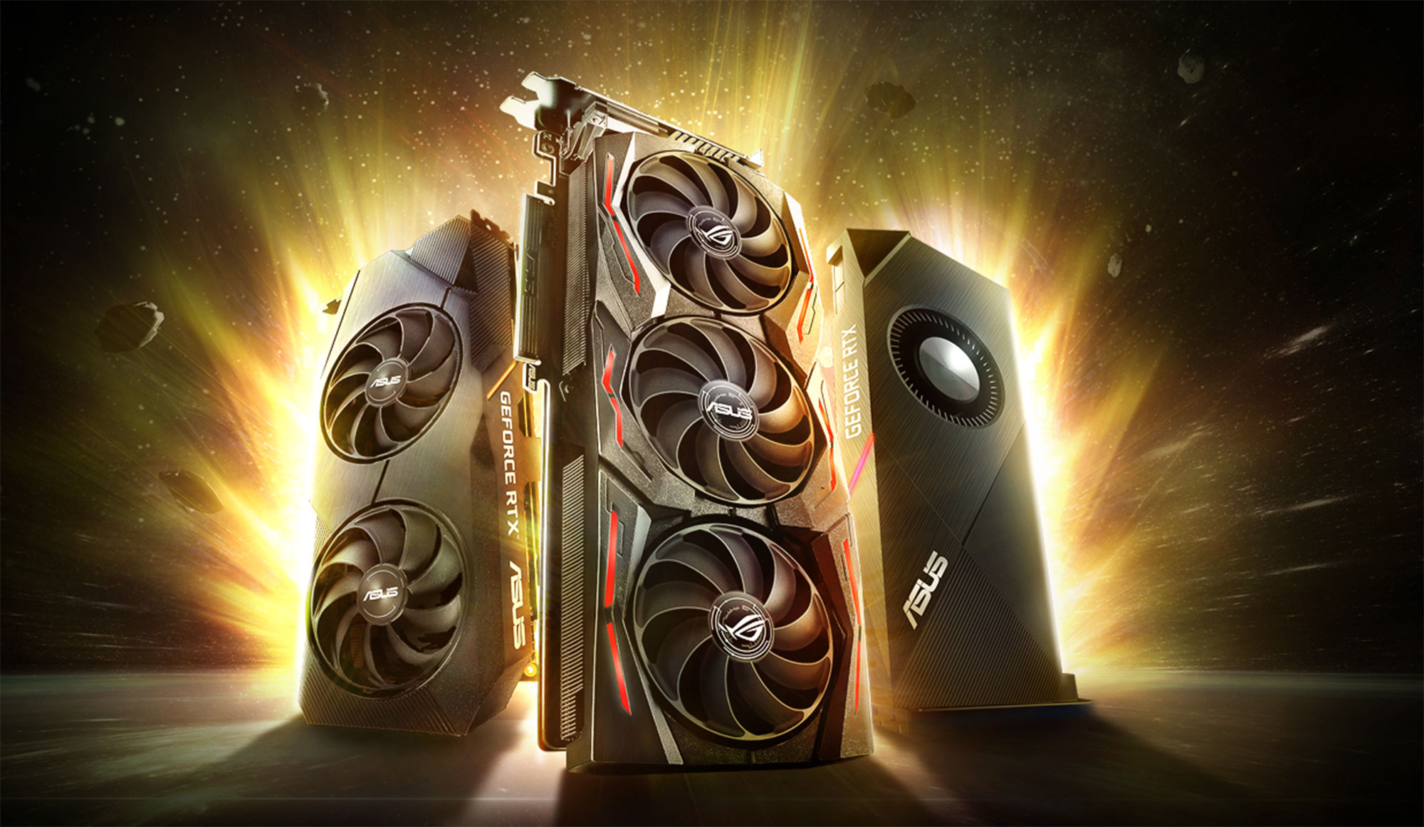 Новые видеокарты ASUS GeForce RTX Super