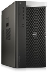 ПК Dell Precision R7910 Xeon E5-2637v3 (3.5)/8Gb/500Gb+500Gb 7.2k/NVS 310 1Gb/DVDRW/Windows 10 Profe
